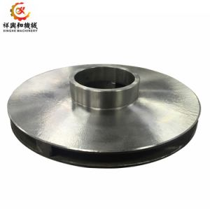 Customized Steel Investment Casting Pump Impeller pictures & photos