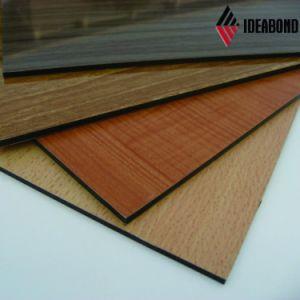 Granite and Timber Look Aluminium Composite Material pictures & photos