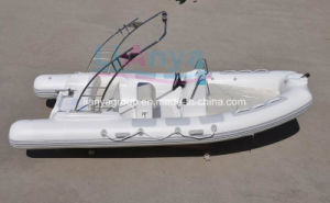 5.2m Rib Fishing Boat Center Console Fishing Boat Rib Boat pictures & photos