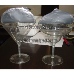 Plastic Goblet Filling and Sealing Machine pictures & photos