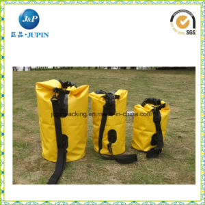 Promotional Swimming Diving 20L Waterproof Barrel Backpack Dry Bag (JP-WB032) pictures & photos