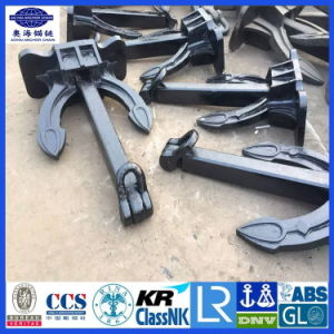 CB711-95 4590kgs Speck Type Anchor pictures & photos