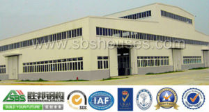 Industrial Prefabricated Steel Structure Warehouse pictures & photos