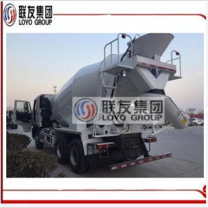 Sinotruk HOWO A7 10wheel 10cubic Concrete Mixer Truck pictures & photos