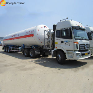 High Quality Cryogenic LNG Storage Tank for Sale pictures & photos