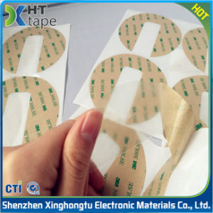 Die Cutting 3m 300lse Double Sided Pet Tape pictures & photos