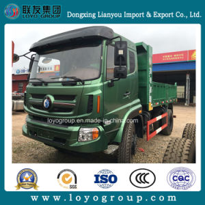 China Sinotruk Cdw Medium Dump Truck with 4X2 Driving Type China Small Dump Truck pictures & photos