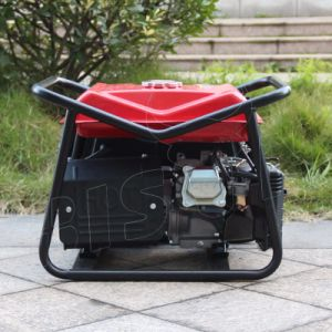 Bison (China) BS7500V (H) Round Frame Key Start Gasoline Generator pictures & photos
