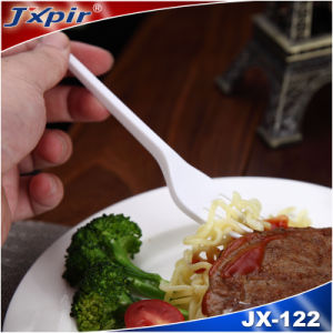 Jx122 Light Weight PS Plastic Cutlery with Fork Knife Spoon pictures & photos