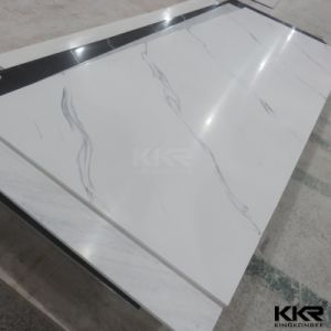 Kkr Artificial Stone Acrylic Sheet Texture Marble Solid Surface pictures & photos