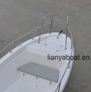 Liya 22feet Fiberglass Fishing Boat Panga Boat Manufacturers pictures & photos