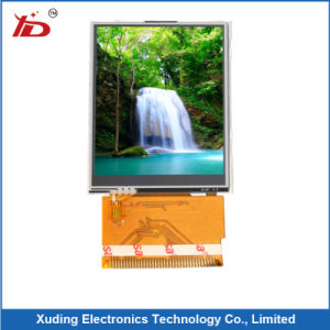 Customerized Va LCD with Pin Connector LCD Display USD in Air Condition pictures & photos