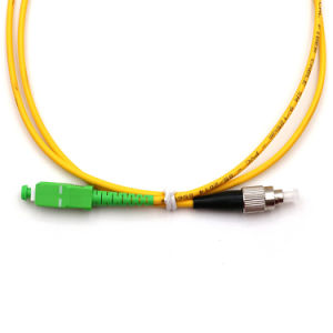 Sc/FC Fiber Optic Patch Cord/Patch Cable with Sc, LC, FC Connectors pictures & photos