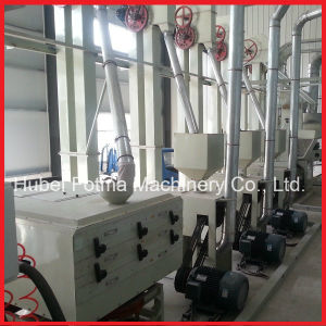 50-60 T/Day Integrated Rice Milling Line, Rice Milling Machinery pictures & photos