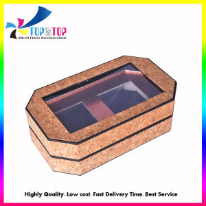 Creative Special Barky Paper Perfume Boxes with Pet Window pictures & photos