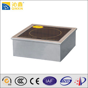 Built-in Induction Wok Cooker pictures & photos