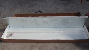 Best Selling Aluminium Frame Simple Shower Enclosure (B15) pictures & photos