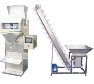 Semi Automatic Bag Sugar Filling Packaging Machine pictures & photos