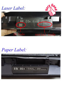 Ce278A/78A Genuine Black Laser Toner Cartridge for HP Original Printer 1560/1566/1600/1606/M1536dnf pictures & photos