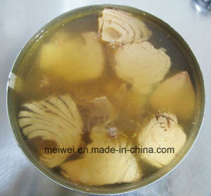 Seafood Fish Canned Tuna in Brine pictures & photos