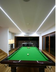 LED Linear Light with Joint Freely for Commercial Lighting with Dlc Listed Smart Lighting pictures & photos