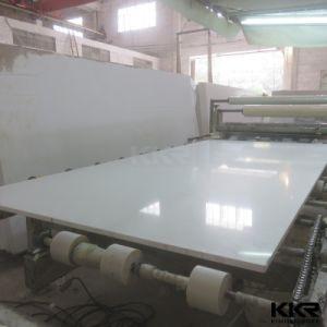 Pure White 20mm Countertop Slab Artificial Quartz Stone pictures & photos