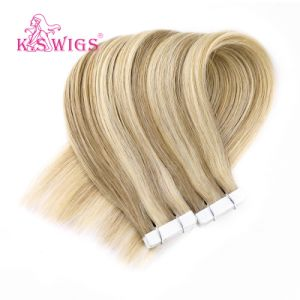Double Tape Hair Brazilian Virgin Remy Hair Extension pictures & photos