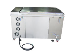120 Liters Capacity Ultrasonic Cleaner Show on Automechanika pictures & photos
