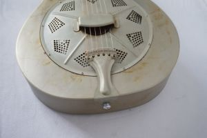 BV/SGS Certificate Aiersi Hot Sale Resonator Guitar pictures & photos
