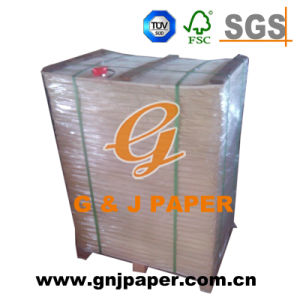 Good Quality Wood Pulp Paper Newsprint for Sale pictures & photos