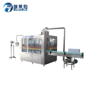 PLC Contrlled Bottle Beverage Filling Machine for Fruit Juice pictures & photos