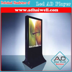 Indoor & Outdoor Mupi LED P4/P6 Display Light Box TV Sign pictures & photos