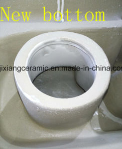 Hot Ceramic One-Piece Toilet 20# Washdown with Saso pictures & photos