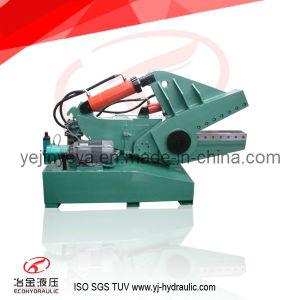 Aluminum Bar Crocodile Hydraulic Cutting Machine (Q08-160A) pictures & photos