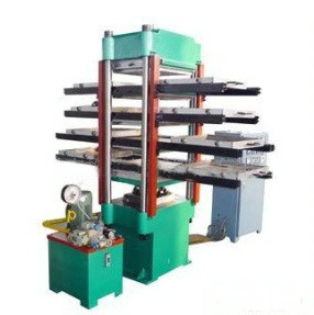 Plate Vulcanizer Machine (ploe) 1.0mn pictures & photos