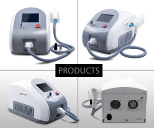 Beauty Appliance for Q-Switch Laser Tattoo Pigmentation Removal Equipment pictures & photos