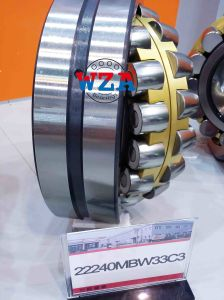 Wza Bearing 22240mbw33 High Quality Spherical Roller Bearing pictures & photos