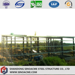 Prefab Farm Steel Building for Warehouse Storage pictures & photos