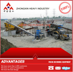 Hard Stone Crusher Plant 200 Tph pictures & photos