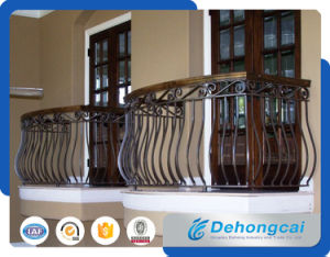 Wrought Elegant Metal Iron Gates pictures & photos