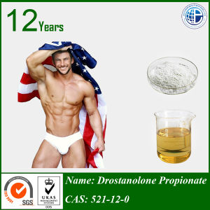 Hot Sale 521-12-0 Masteron Drostanolone Propionate pictures & photos