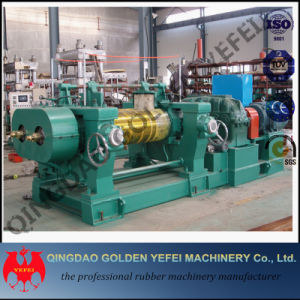 China Rubber Machine Lab Rubber Mixing Mill pictures & photos