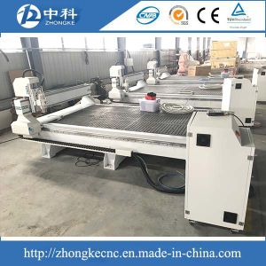 Economic Working Model Wood Cabinets Producing CNC Router pictures & photos