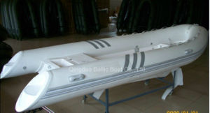 Rigid Hull Fiberglass Inflatable Boat 470 Ce pictures & photos