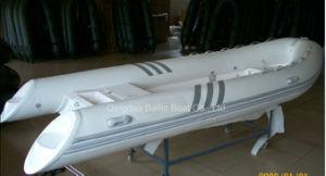 Rigid Hull Fiberglass Inflatable Boat 470 Ce