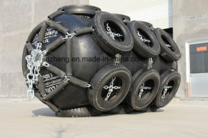Molded Pneumatic Rubber Fender for Sts Operations pictures & photos