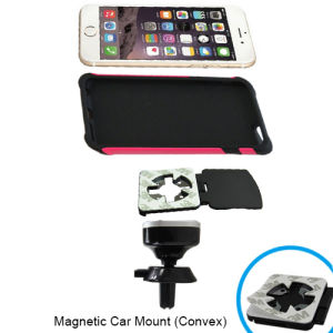 Universal Magnetic Car Mount with Iron Piece for Smartphone pictures & photos