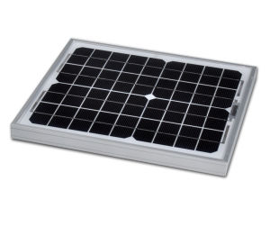 Poly Solar Panel 10W for LED Solar Lighting System pictures & photos