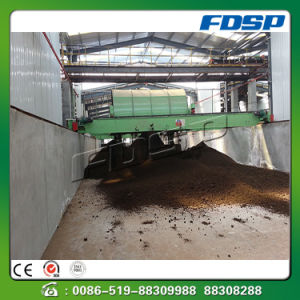 CE Approved Organic Fertilizer Turner Machine pictures & photos