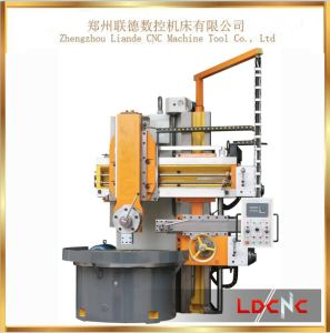 Single-Column Conventional Lathe Machine Vertical for Sale pictures & photos